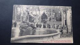 RIVESALTES - Promenade Et Fontaine Monumentale - Rivesaltes
