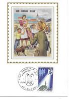 1er JOUR 1971 - AIDE FAMILIALE RURALE - 1970-1979