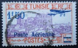 TUNISIE Poste Aérienne N°10 Oblitéré - Luchtpost