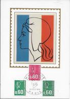 1er JOUR 1974 - MARIANNE DE BEQUET - 1970-1979