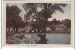 ARGILLIERES : Entrée Du Village - Très Bon état - Otros Municipios