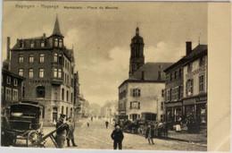 Hayange Hayingen - Place Du Marché - Animée - Neuve - Nels Série 114 N°7 - Hayange