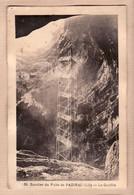 X46134 ⭐ Gouffre De PADIRAC 46-Lot Escalier Du Puits 1932 à RIOL à La BORIE Curemonte Correze - PETIT PARIS 55 - Padirac