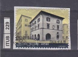 ITALIA REPUBBLICA     2014Collegio Tulliano Usato - 2011-...: Used