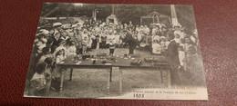 Ancienne Carte Postale - Charbonniéres Les Bains - Un Heureux Gagnant De La Tombola Du Bal D'enfants 1908 - Sonstige Gemeinden