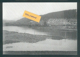 Construction Ligne Frasne-Vallorbe -Marais De Ste Marie - Dérivation Du Doubs - 28 Mars 1913 - Reproduction - Non Classificati