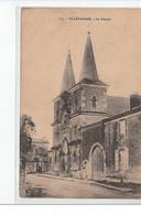VILLEFAGNAN - Le Temple - Très Bon état - Villefagnan