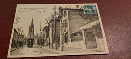 Ancienne Carte Postale - Saint Didier Au Mont D'or - Avenue De L'eglise - Other Municipalities