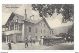 23689 - RARE Longeville Sur Yverdon Maison D'habitation Animée - VD Vaud