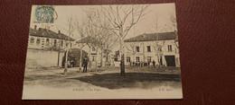 Ancienne Carte Postale - Jonage - La Place - Sonstige Gemeinden