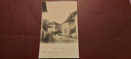 Ancienne Carte Postale - Cessieu - Les Ecoles - Sonstige Gemeinden