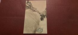 Ancienne Carte Postale - Pontarlier - La Grande Rue 1907 - Pontarlier