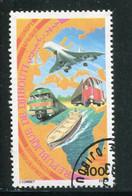 DJIBOUTI- P.A Y&T N°149- Oblitéré - Yibuti (1977-...)