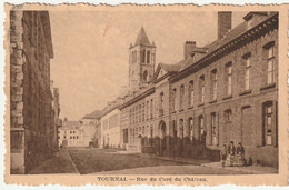 TOURNAI -  Rue Du Curé Du Château - Tournai