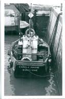 Photo Originale Charlemagne Boulogne Sur Mer - Barcos