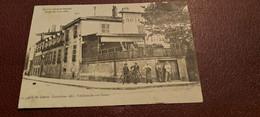 Ancienne Carte Postale - Neuville Sur Saone - Hotel Du Lion D'or - Neuville Sur Saone