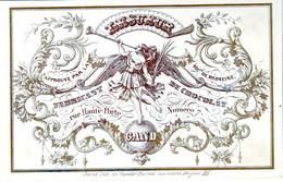 DE 694 - Carte Porcelaine Du Lesueur, Fabricant De Chocolat, Gand, Imp. Vander Poorten - 1900 – 1949