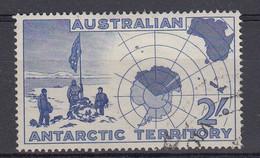 AAT 1957 Erforschung Der Antarktis 1v Used (52033) - Usados