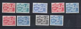 Norden 1969 5 Countries  ** Mnh (52034) - European Ideas