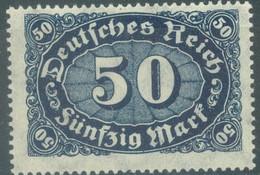 "REICH - MNH/*** LUXE - 1922 - Mi 246I  ""C"" STATT ""E"" IN REICH - Lot 23557 - Plaatfouten En Curiosa"