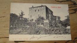 ITALIE : Castello Di Carru ................ 210512-4467 - Cuneo