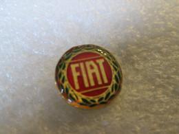 PIN'S    LOGO  FIAT - Fiat