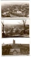 3 RPPC WHITWORTH HALLFORD Lilywhite Ltd Brighouse 1920'ies - Altri
