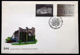 Ireland 1983  EUROPA  /  CEPT    MiNr.508-09 FDC  ( Lot 490 ) - FDC