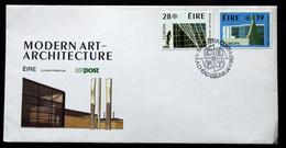 Ireland 1987  EUROPA  /  CEPT    MiNr.623-24 FDC  ( Lot 490 ) - FDC