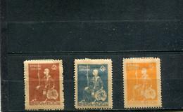 Géorgie 1920 Yt 16-18 * - Georgien