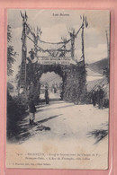 OLD  POSTCARD  -  FRANCE - BRIANCON - ITALY - OULX - CONGRES INT. DU CHEMIN DE FER - Andere