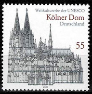 Bund 2003,Michel# 2329 **  Kölner Dom - Unused Stamps