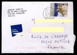 Portugal 2014 - Enveloppe - UNESCO Universidade De Coimbra N° 3980 - Par Avion - Aviao Priority - Covers & Documents