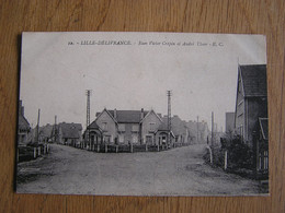 LILLE DELIVRANCE Rue Victor Crépin Et André Thoor Nord France Carte Postale Postcard - Lille