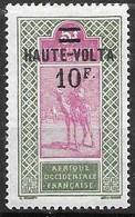 Haute Volta Mh Nc * 1924 17 Euros (tres Petite Trace De Charniere) - Nuovi