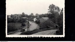 812-BERTOGNE-entree Du Village-tacot Oldtimer - Bertogne