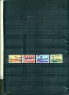 TOGO TOURISME PAYSAGES DE LA COTE 4 VAL NEUFS A PARTIR DE 0.75 EUROS - Togo (1960-...)