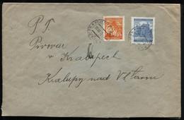Böhmen Und Mähren # 70a, 38 Brief Kojetitz 27.12.41 > Brauerei Kralup - Briefe U. Dokumente