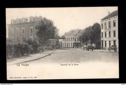 841-LA HULPE-quartier De La Gare-NELS Serie 11 No 146-attelage-hotel ST Pierre - La Hulpe