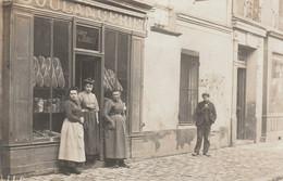 CARTE PHOTO:MONTREUIL SOUS BOIS (93) BOULANGERIE ANIMÉE - Other Municipalities