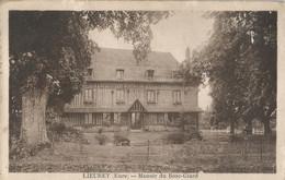 CPA - Lieurey - Manoir Du Bose-Giard - Other Municipalities