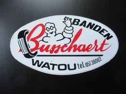 Sticker Banden Busschaert Watou - Stickers