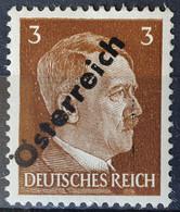 Österreich 1945, Mi IV 3Pf MNH Postfrisch - 1945-60 Ongebruikt