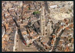 Panorama Antwerpen , - 2 Scans For Condition. (Originalscan !! ) - Antwerpen