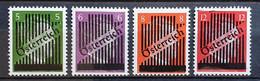 Österreich 1945, Mi 668-71 MNH Postfrisch - 1945-60 Ongebruikt