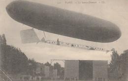 PARIS - Le Santos-Dumont - Luchtschepen
