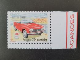 """France Timbre NEUF** N° 5429 - """"Fête Du Timbre : 204 Cabriolet 1.16 €"""" (TP Isolé Du Feuillet De 6) - Nuovi"""