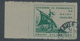 EC-19: FRANCE: Lot Avec Guerre N°8 Obl Signé Calves - Guerras