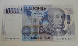 1984 - Italie - Italy - 10000 LIRE - DF 586979 G - 10000 Lire