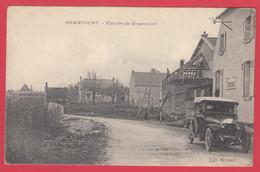 CPA-02- BRANCOURT * Entrée Du Village *Edit. Moreau *Scan Recto/Verso - Other Municipalities